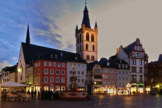 Die beste Zeit für einen Besuch in Trier, Deutschland für Wetter, Sicherheit, & Tourismus